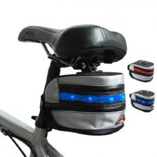 2σε1 τσάντα ποδηλάτου και φως LED