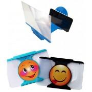 Super mobile magnifier stand για να μεγεθύνετε την οθόνη του κινητού σας