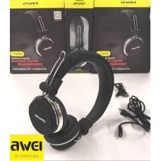 Ακουστικά κεφαλής επαναφορτιζόμενα Bluetooth A700BL AWEI