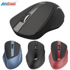 Ασύρματο εργονομικό ποντίκι 2,4 Ghz AN-216 Andowl