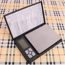 Ζυγαριά ακριβείας σειρά notebook 0.1-500gr