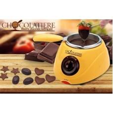 Σοκολατιέρα για φοντύ και σοκολατάκια