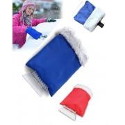 Ξύστρα πάγου με αδιάβροχο γάντι