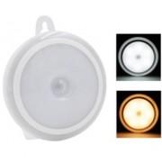 Επαναφορτιζόμενο φως LED με αισθητήρα κινήσεως PIR USB