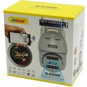 Ασύρματη κάμερα με ανιχνευτή κίνησης WiFi HD IP 2K Q-S2000 ANDOWL