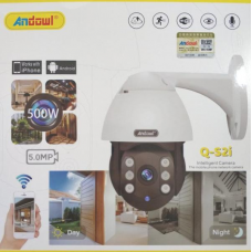 Αδιάβροχη κάμερα εξωτερικού χώρου WiFi Q-S2i ANDOWL