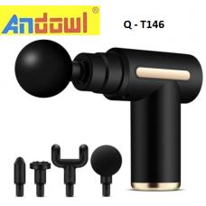 Επαναφορτιζόμενο πιστόλι μασάζ Q-T146 ANDOWL 3114