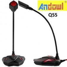 Μικρόφωνο gaming USB Q55 ANDOWL