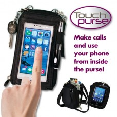 Τσαντάκι για όλα τα smart phones με θήκη για οθόνες αφής - Touch purse