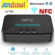 Δέκτης Bluetooth NFC Q-T92 ANDOWL