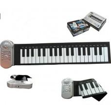 Αναδιπλούμενο ηλεκτρικό πιάνο σιλικόνης