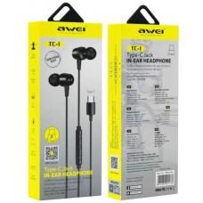 Ακουστικά Type-C TC-1 AWEI