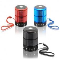 Ασύρματο μίνι ηχείο Bluetooth με εξαιρετική ποιότητα ήχου και ισχυρά μπάσα WS-887