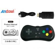 Ασύρματη κονσόλα 200 παιχνιδιών 2.4G wireless game dongle Andowl Q-A43