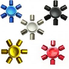 Αλουμινένιο αγχολυτικό παιχνίδι wheel spinner