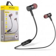Ασύρματα επαναφορτιζόμενα μαγνητικά ακουστικά  Bluetooth AWEI B922 BL