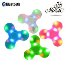 Anti stress hand spinner με Led και Bluetooth