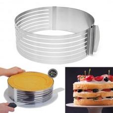 Πτυσσόμενο τσέρκι τούρτας 24 - 30cm