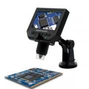 """Ψηφιακό μικροσκόπιο με LCD οθόνη 4.3"""" και 3.6MP image sensor"""