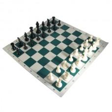 Αναδιπλούμενο σετ  σκακιού 34 x 34 cm 0505