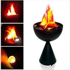 Διακοσμητικό φωτιστικό με εφέ φλόγας