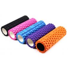 Κύλινδρος ισορροπίας μασάζ στενός Yoga roller 5870 9,5x30cm