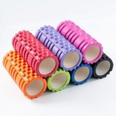 Κύλινδρος ισορροπίας μασάζ Yoga roller 5869 14x33cm 8105