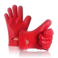 Αντιολισθητικά γάντια φούρνου 5 δακτύλων - σετ 2 τεμαχίων 8135