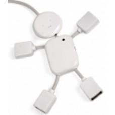 Usb2.0 4-Port Hub humanoid
