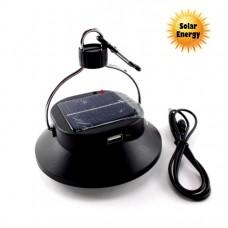 Επαναφορτιζόμενη ηλιακή λάμπα με γάντζο