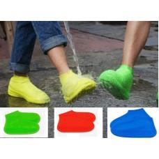 Αδιάβροχα καλύμματα παπουτσιών από σιλικόνη παιδικά Νο 30-34