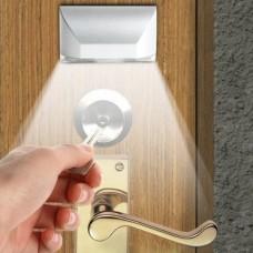 Αυτόματο φως LED κλειδαριάς  με αισθητήρα PIR L0403