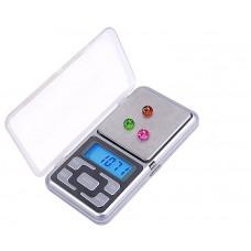 Μίνι ζυγαριά τσέπης 0,01 έως 200 gr