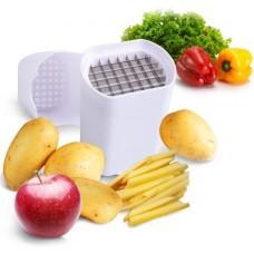 Εύχρηστος κόφτης πατάτας με μια κίνηση