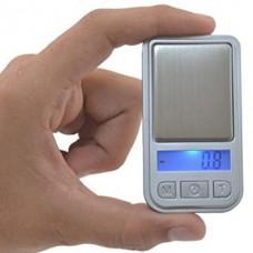 Μίνι ψηφιακή ζυγαριά ακριβείας 0,01gr - 200gr