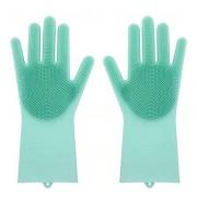 Γάντια πλυσίματος από σιλικόνη