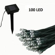 100 ηλιακά χριστουγεννιάτικα φωτάκια LED 0305