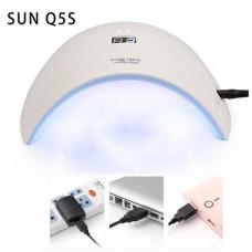 Αυτόματο φουρνάκι νυχιών UV LED 24W SUN Q5S