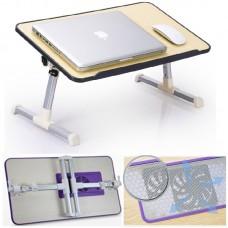 Εργονομικό τραπεζάκι laptop με ανεμιστήρα 0310