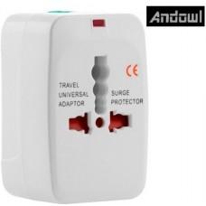 Διεθνής αντάπτορας ρεύματος  ANDOWL