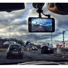 Blackbox κάμερα αυτοκινήτου διπλού φακού DVR super HD 1269P