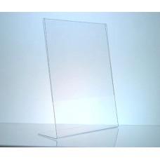 Ακρυλική κάθετη κορνίζα φωτογραφίας επιτραπέζια 20x25